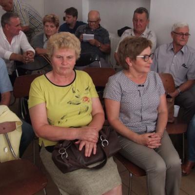 Ostrowiec Św.: spotkanie ze związkami zawodowymi